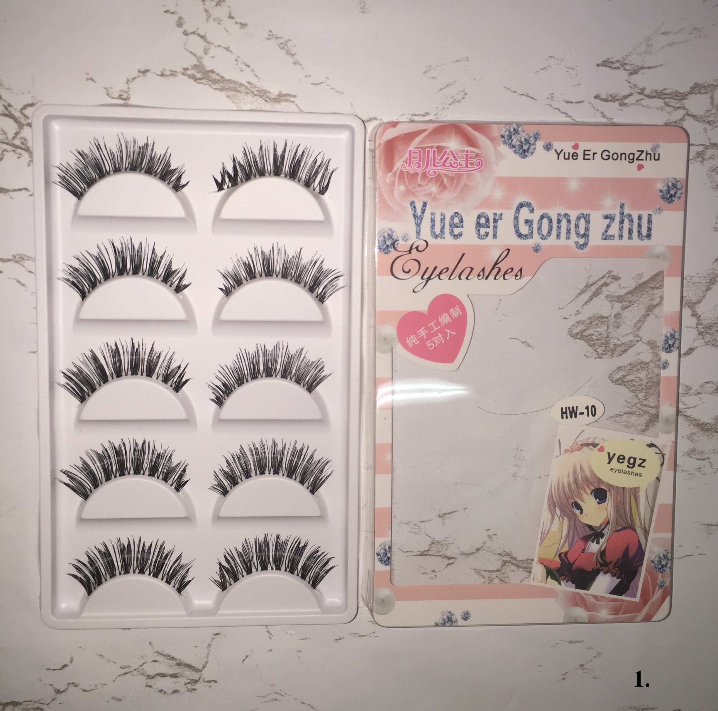 My Favourite Affordable False Eyelashes, Billykiss Azeez - Your Favourite Muse