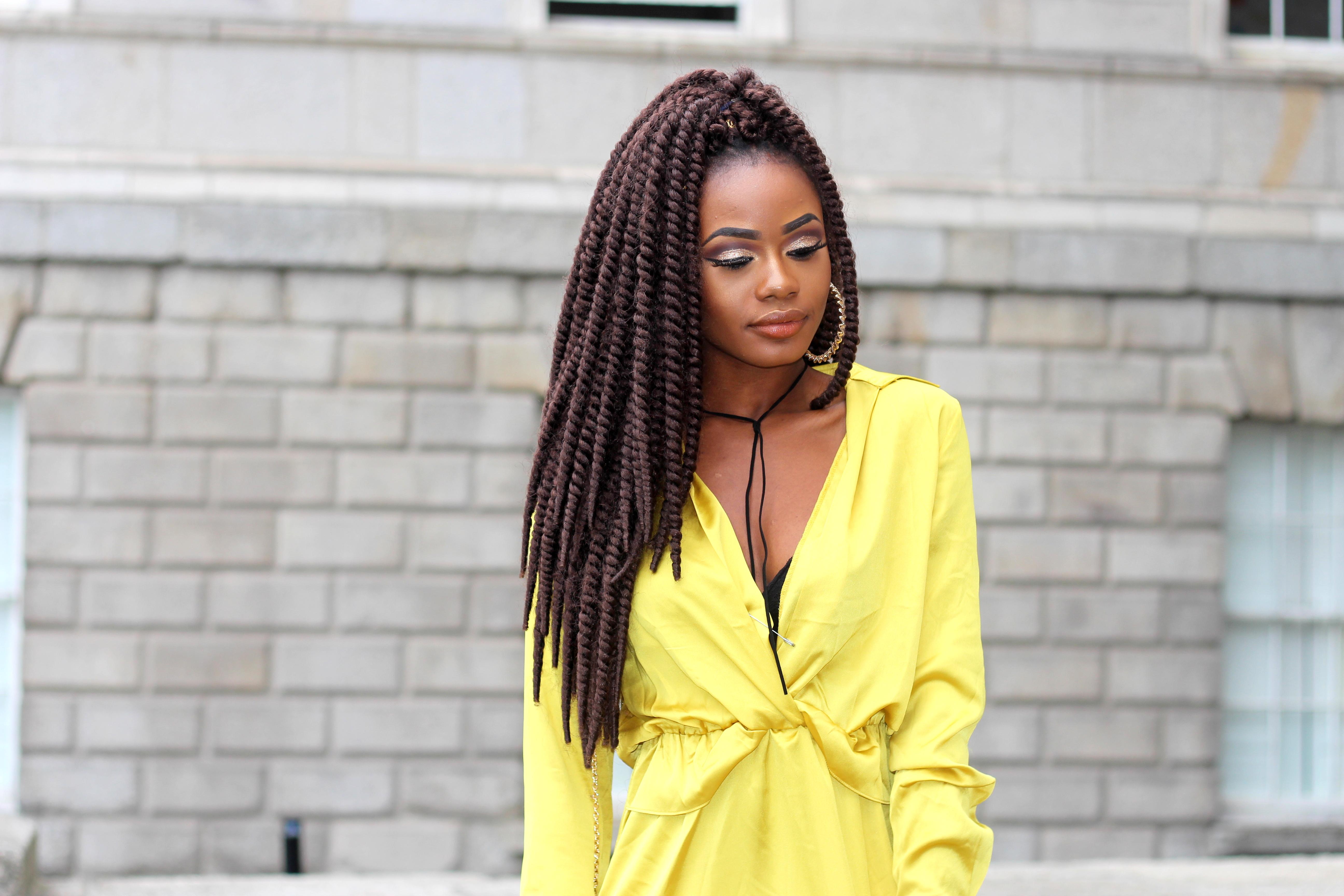 Billykiss Azeez - Your Favourite Muse - Beauty Blogger - Irish Nigerian. Crotchet Twist [Hair Breakdown]. Aliexpress Cheap Hair Review.