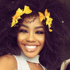Billykiss Azeez. Your Favourite Muse. Beauty Irish African Blogger. Cheap Affordable Hair. Jorie Hair. Afro Hair. Kinky Curly Human Hair Extension Weave Wig.