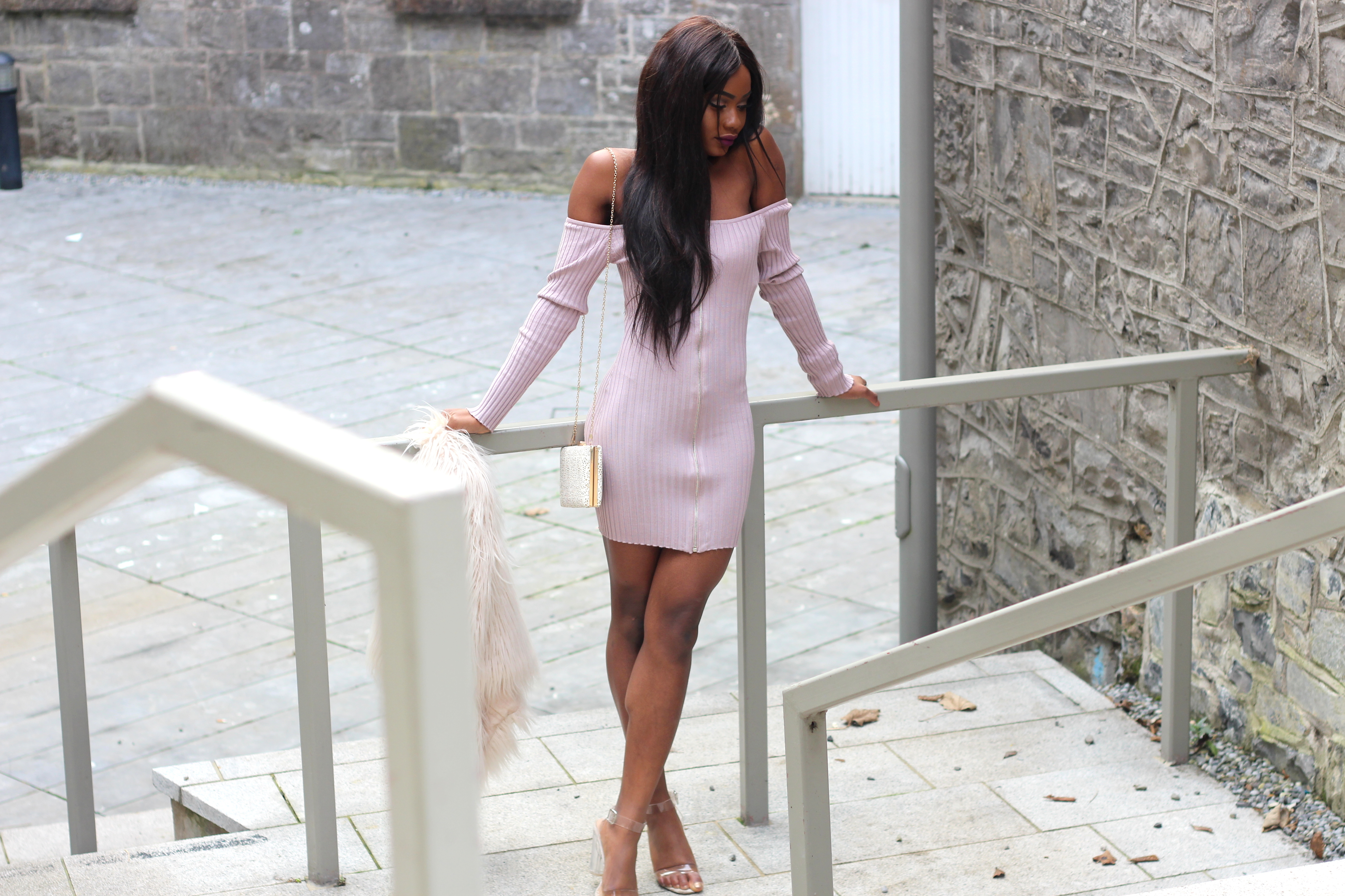 Billykiss Azeez. Your Favourite Muse. Fashion Irish Blogger. African Blogger.
