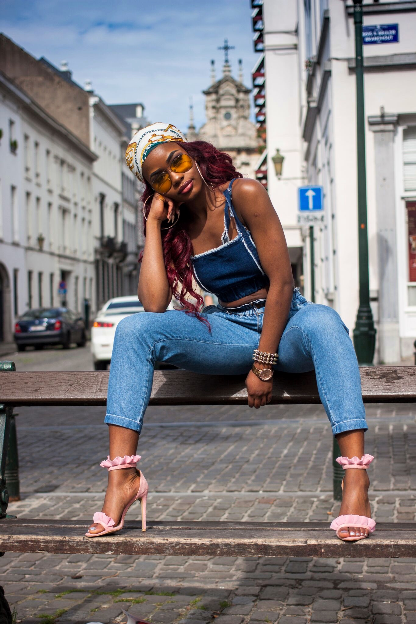 Billykiss Azeez. Your Favourite Muse. Fashion Irish Blogger. African Blogger. SS17. Forever21. Zara. Aliexpress. EGO shoes.