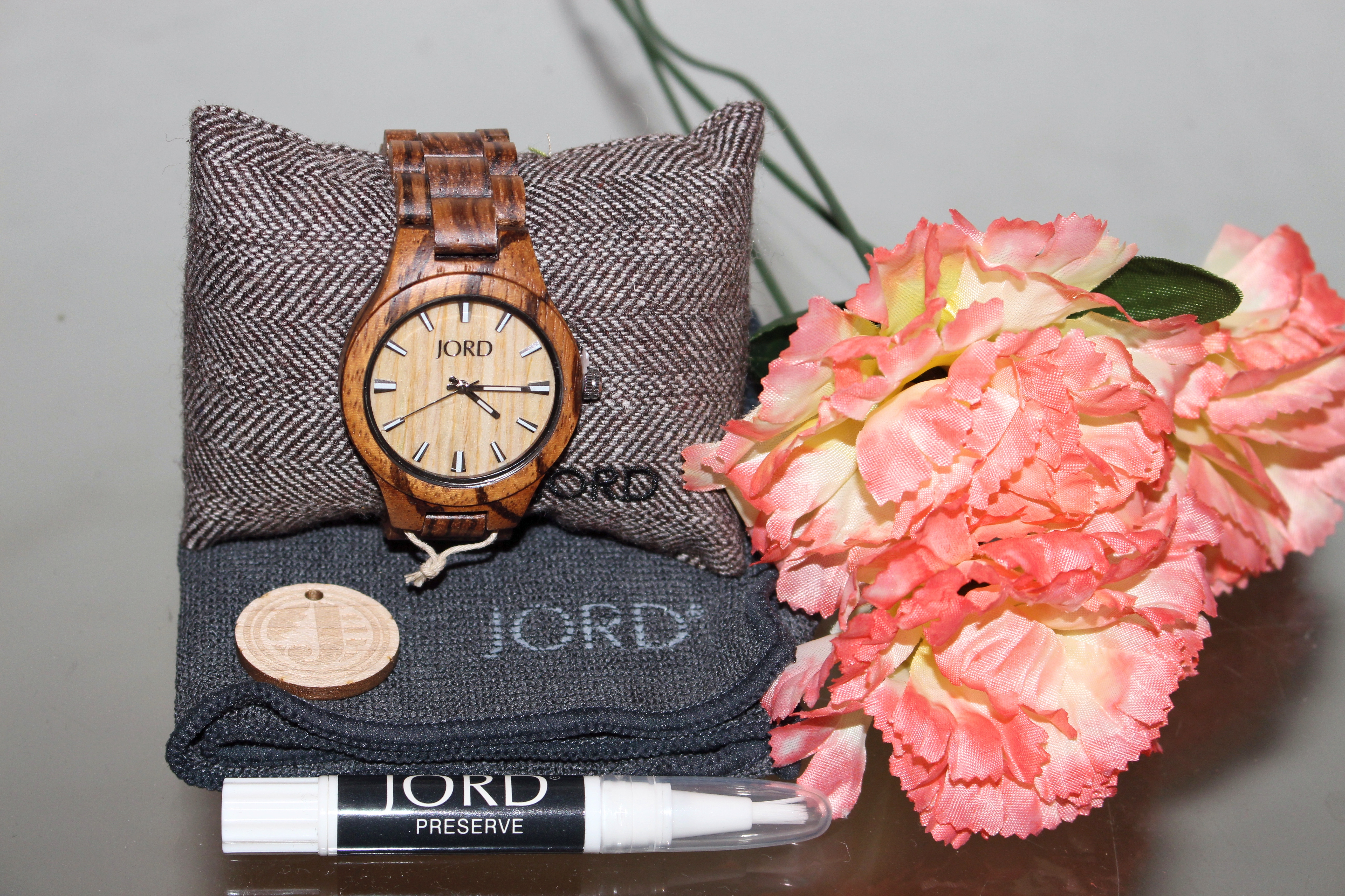 Billykiss Azeez. Your Favourite Muse. Jord WoodWatches