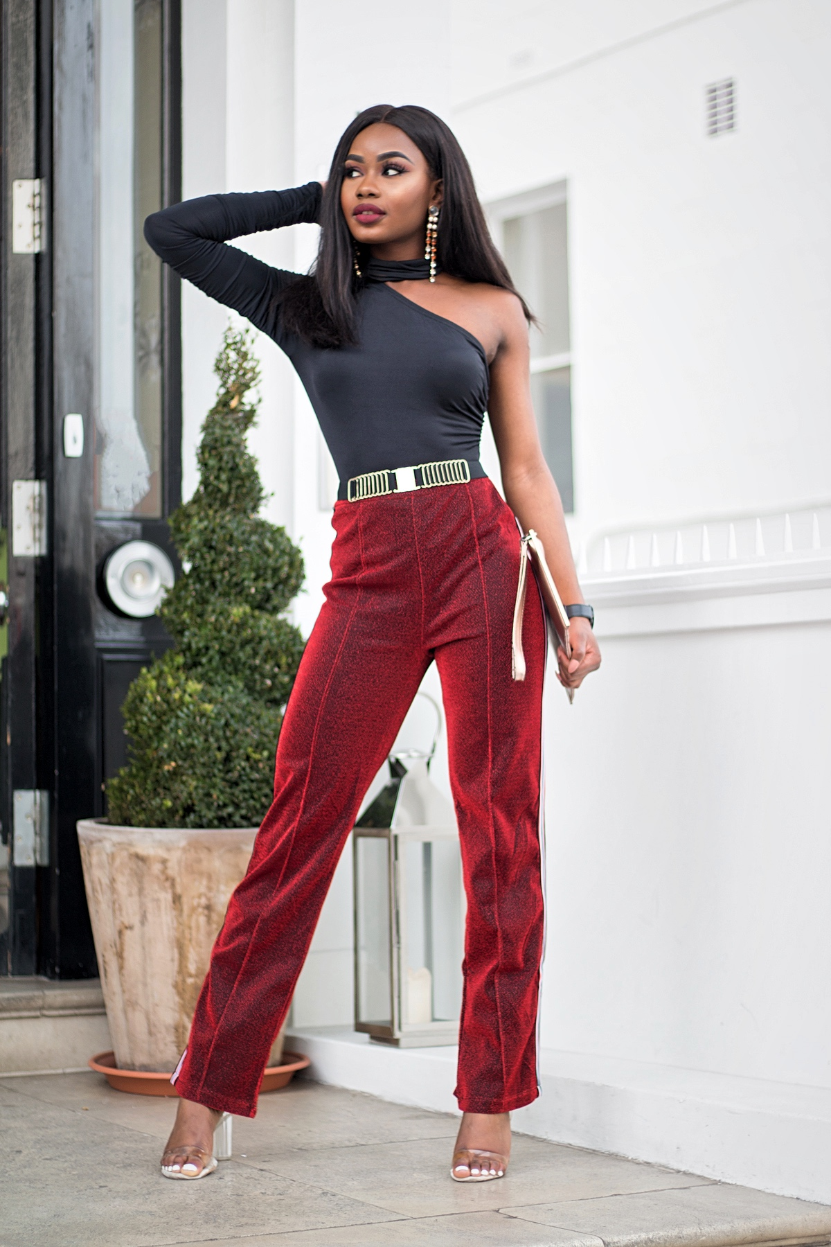 Billykiss Azeez. Your Favourite Muse. Fashion Irish Blogger. African Blogger. AW17. PrettyLittleThings. MissyEmpire. LordTimepeice. Winter style. Christmas Holiday Fashion.