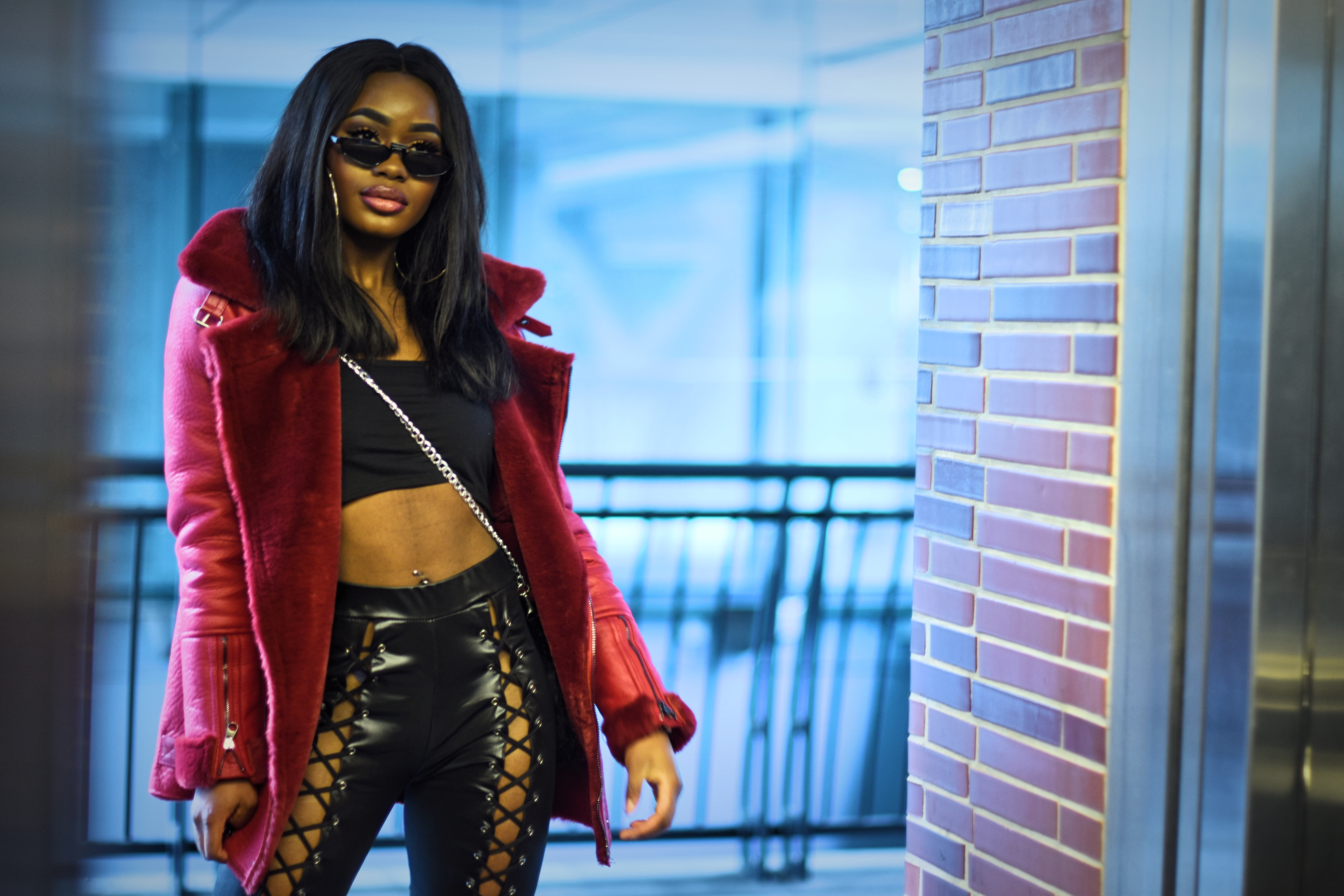 Billykiss Azeez. Your Favourite Muse. Fashion Irish Blogger. African Blogger. AW17. Cluses. Wearall. Missguided. Bershka. PrettyLittleThings.